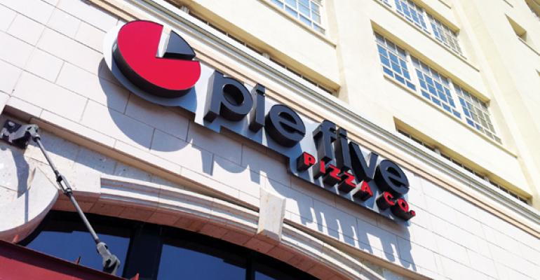 Pie Five evolves as fast-casual pizza matures