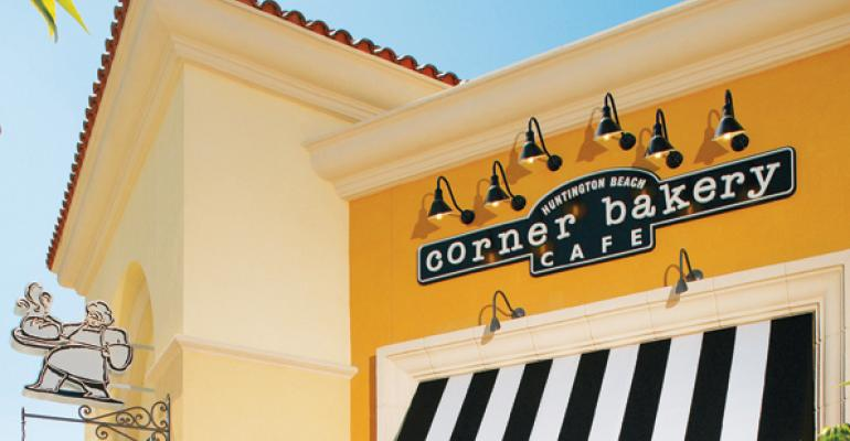 Corner Bakery Café names new CFO