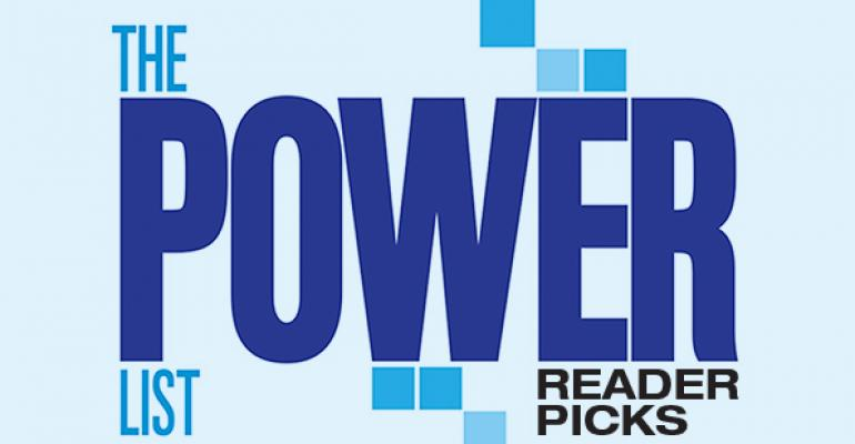 The Power List 2015: Reader Picks