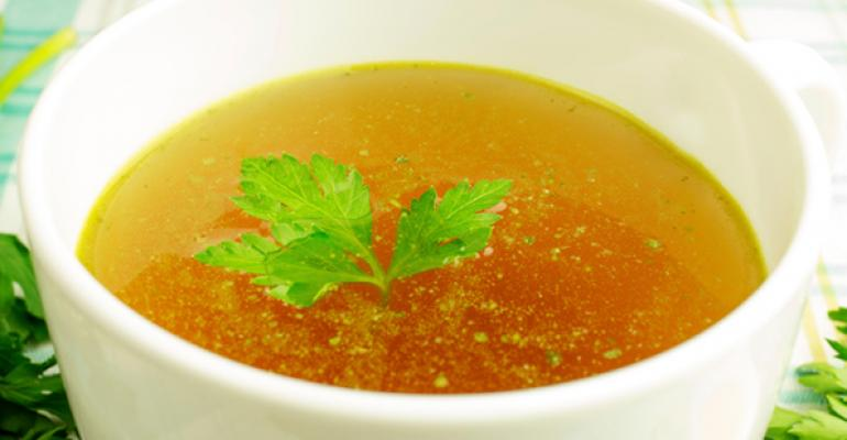 Restaurant Menu Watch: Bone broth trend is nothing new