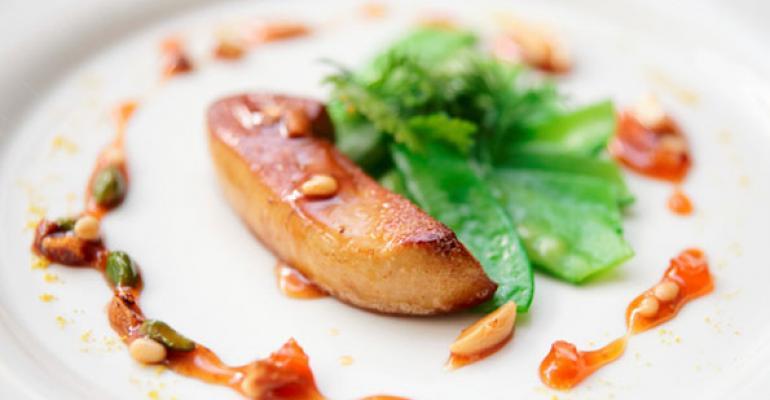 Restaurant Menu Watch: Foie gras returns to California tables