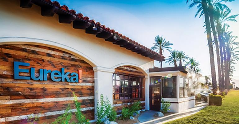 Eureka is designed to offer premium often hardtofind items at reasonable prices served in an ldquointimaterdquo setting