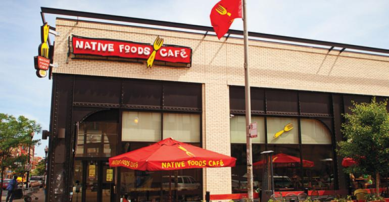 Native Foods Café names Craig Grimes CEO
