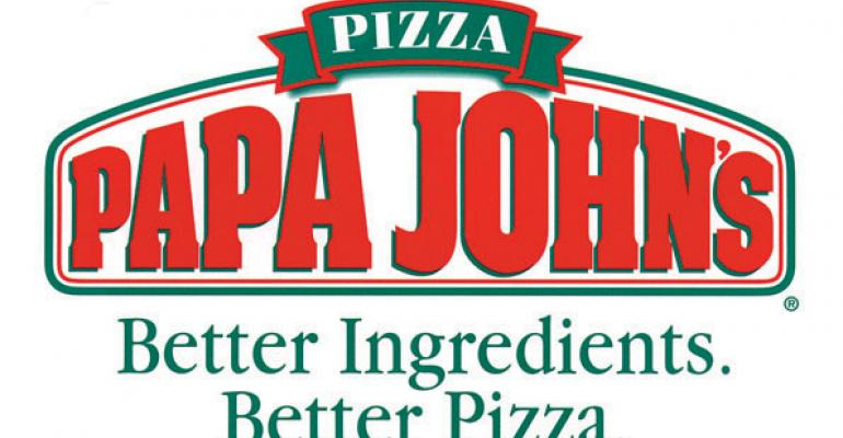 Papa John's reports record sales in 2014