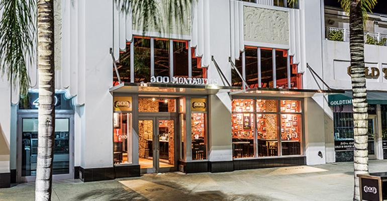 100 Montaditos looks to restructure US operations