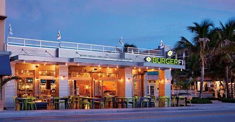 BurgerFi to expand in Mexico