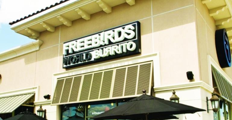 Tavistock moves Freebirds headquarters to Texas