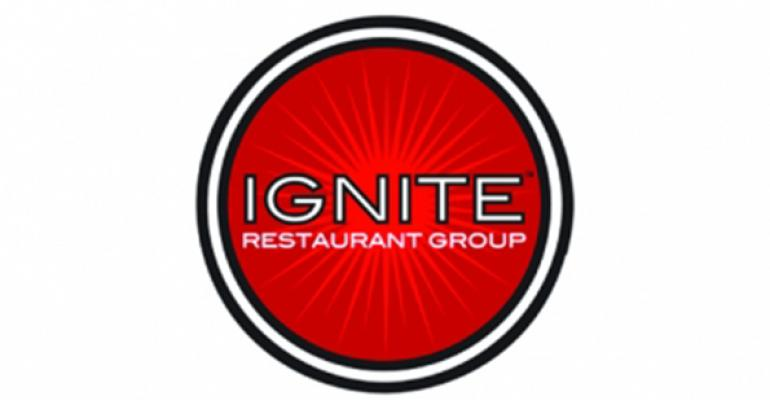 Ignite's stock tumbles, but Macaroni Grill not to blame