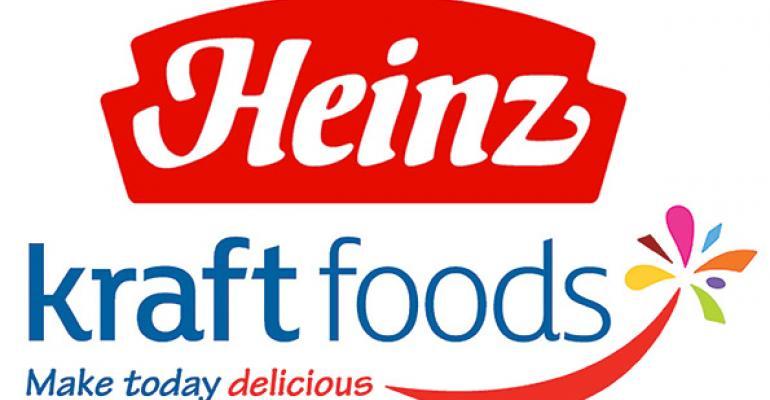 Kraft, Heinz plan merger