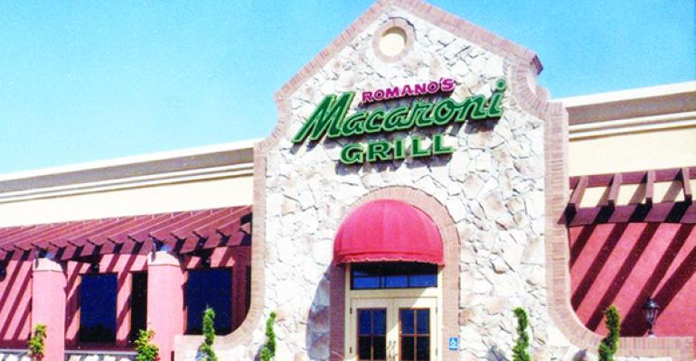 Romano's Macaroni Grill buyer banks on fast casual
