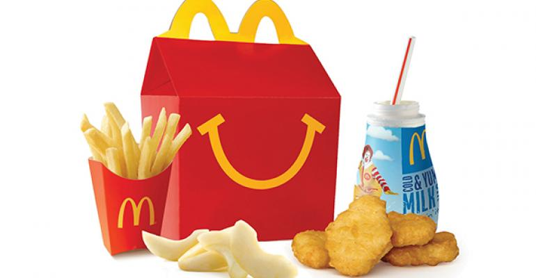 McDonald's to stop selling chicken treated with human antibiotics in US
