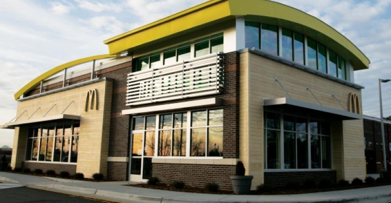 McDonald's US same-store sales fall 4% in February