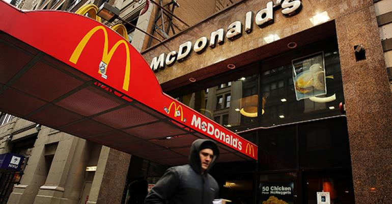 Investors are pushing McDonaldrsquos Corp to spin off its real estate but there are concerns about the impact on McDonaldrsquos franchising business