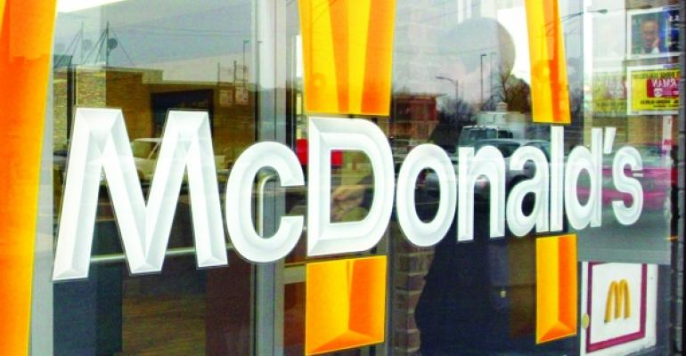 McDonald's looking for ideas at SXSW