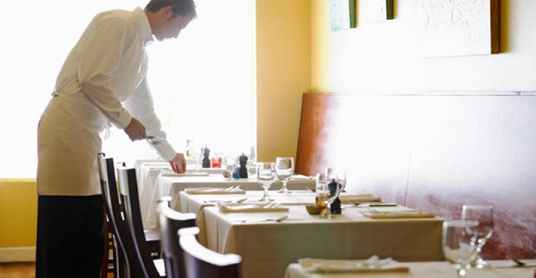 NPD: Number of restaurants falls in 2014