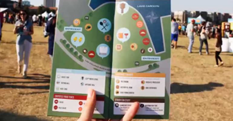Must-see videos: Chipotle leads guided tour of Cultivate Exhibits