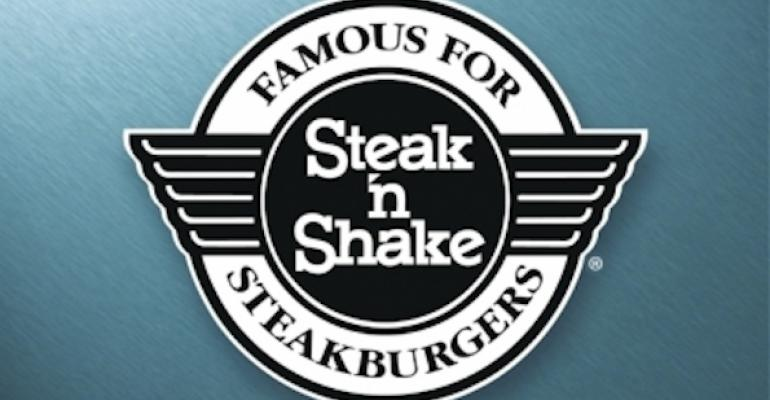 Was Steak 'n Shake nearly insolvent in 2008?