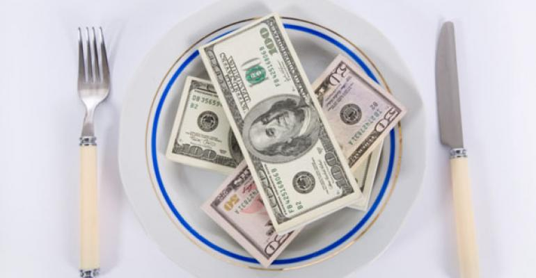 Broadening recovery could help more restaurants