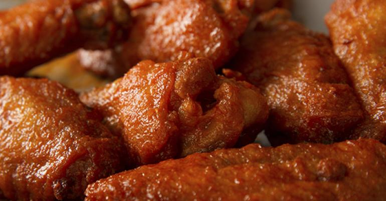 Why chicken wing prices are rising when they should be dropping
