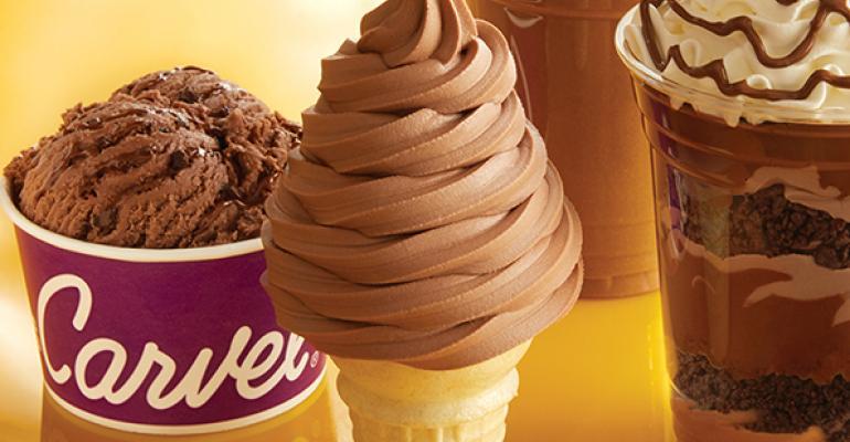 Carvel executive chef talks new ice cream flavors