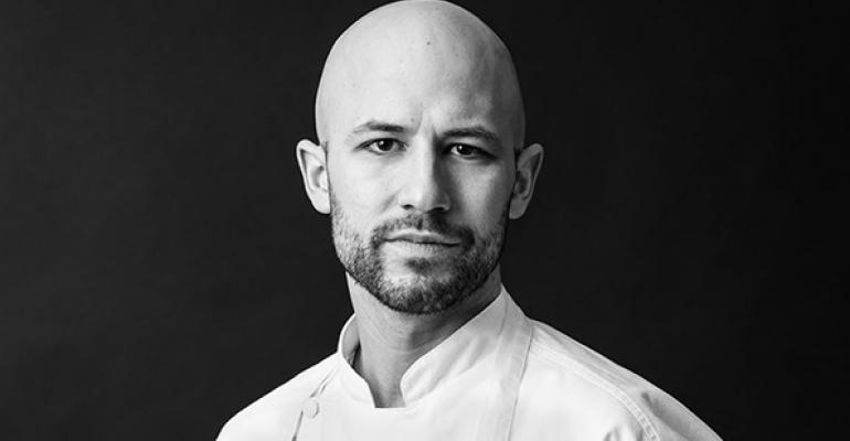 John Stevenson the new executive chef at Tavern on the Green in New York City
