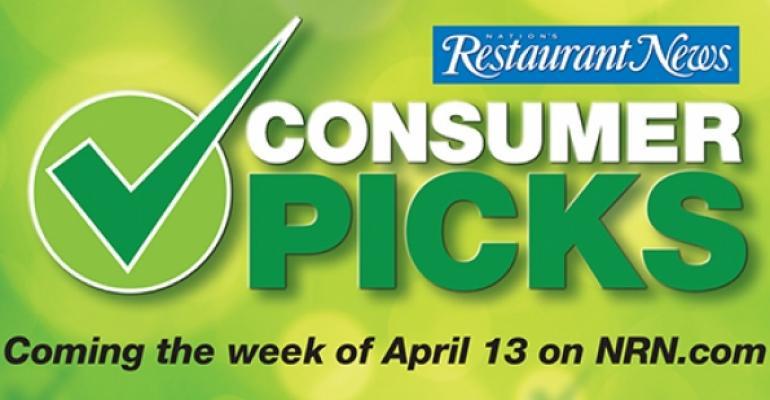 Coming to NRN.com: Consumer Picks 2015 survey results