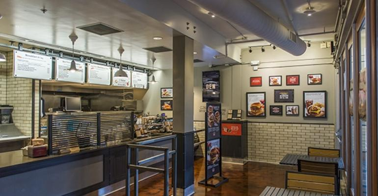 Denny39s seeks to capture Millennial diners with its fastcasual concept The Den