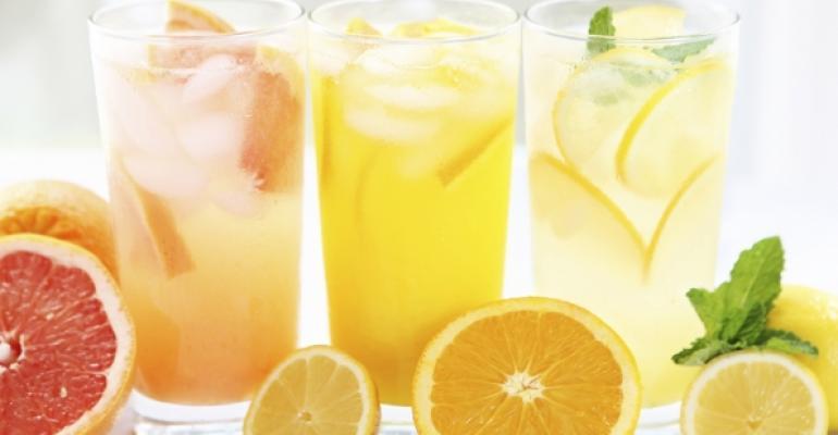 Nonalcoholic beverage trends