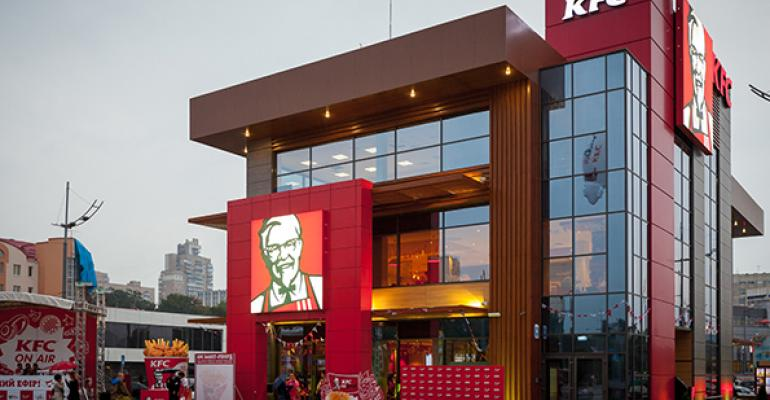 Yum to invest $185M in KFC