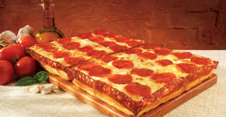 Little Caesars39 Deep Deep Dish Pizza