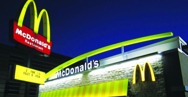 Can McDonald's go premium?