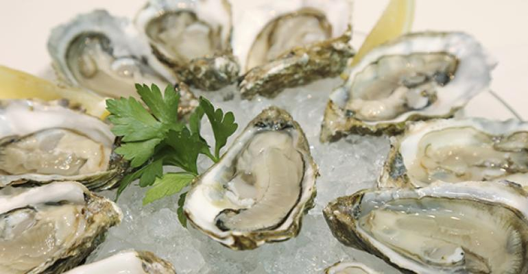 Seafood chef talks increasing popularity of oysters