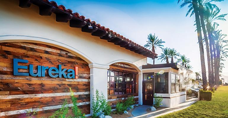 Eureka! receives investment from KarpReilly