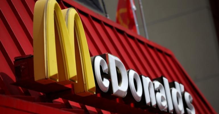 Turnaround plan hurts McDonald's credit rating