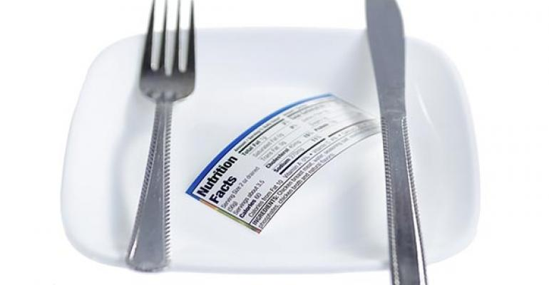 Menu labeling: How accurate does nutrition information need to be?