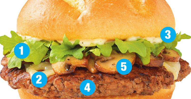 MenuMasters 2015 Best Menu Line Extension: Smashburger
