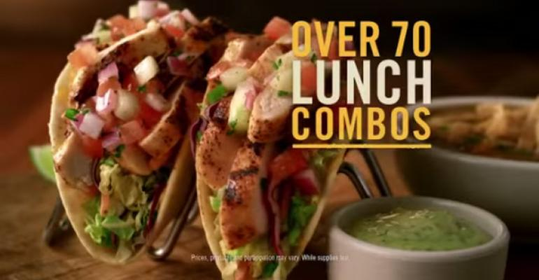 Must-see videos: Outback touts new lunch service