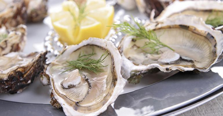 Survey: Oysters becoming more popular among younger consumers