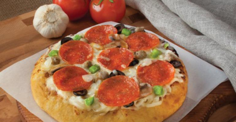 QuikTriprsquos Supreme Pizza