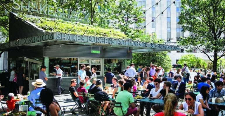 Shake Shack just had a spectacular week