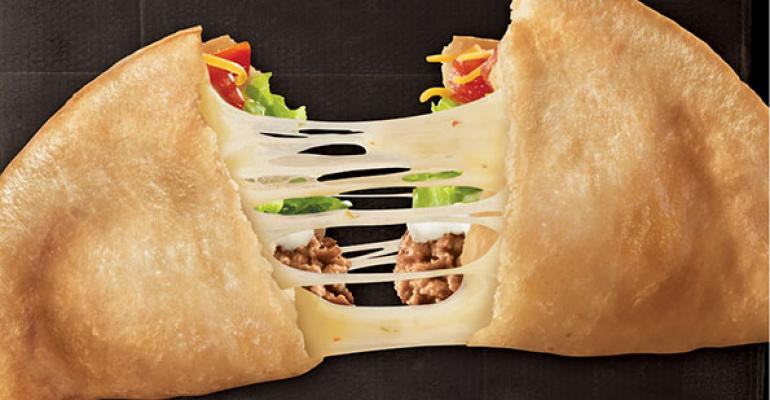 The Quesalupa is Taco Bellrsquos latest effort in an ongoing quest to reimagine the taco