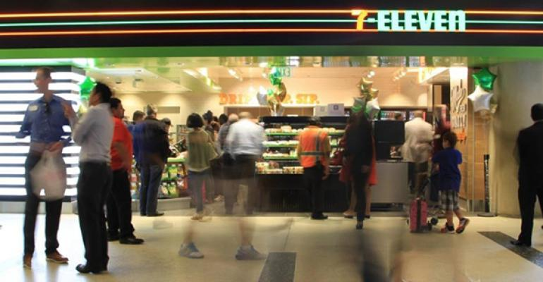 7Eleven at Los Angeles International Airport