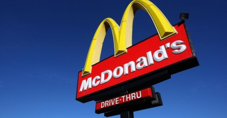 McDonald's US same-store sales fall again in May