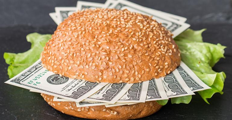 Report: Burger, sandwich chains lose market share