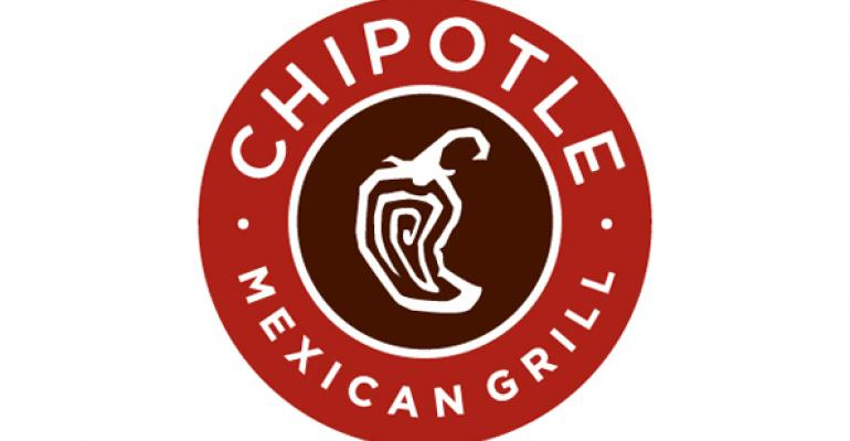 Chipotle Mexican Grill was the second largest gainer in domestic US systemwide sales