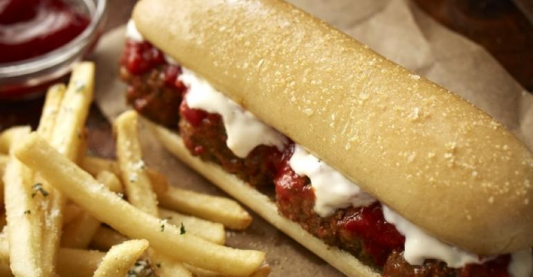 Restaurant Menu Watch: Olive Garden breadstick sandwiches draw mostly praise