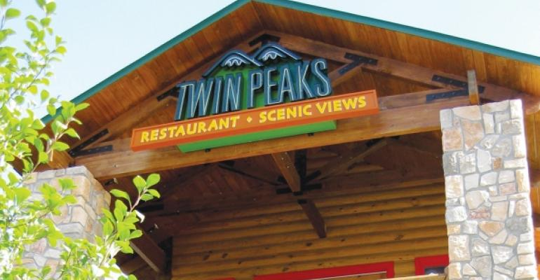 2015 Second 100: Why Twin Peaks is the No. 5 fastest-growing chain