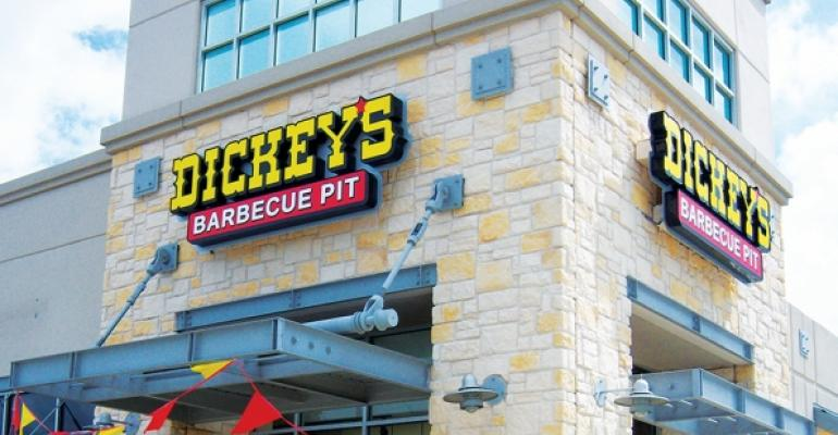 2015 Second 100: Why Dickey's is the No. 6 fastest-growing chain