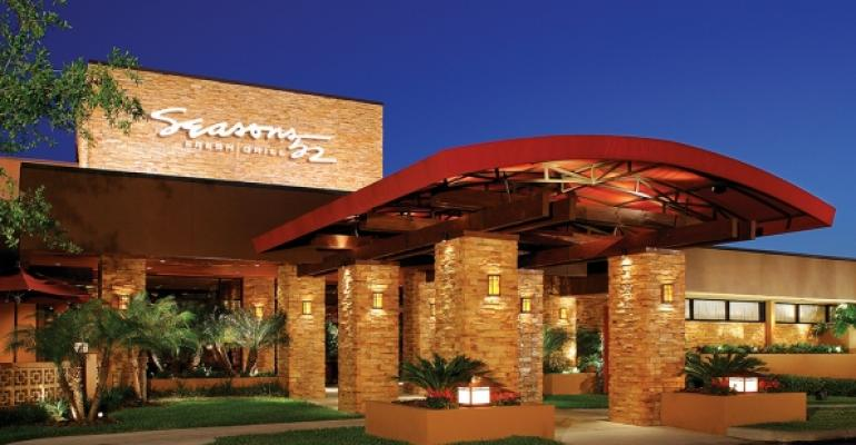 2015 Second 100: Why Seasons 52 is the No. 9 fastest-growing chain