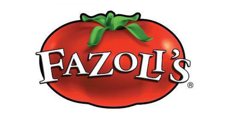 Fazoli's plots growth following sale